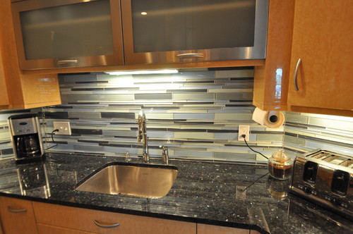 Backsplash Tile For Emerald Pearl Granite