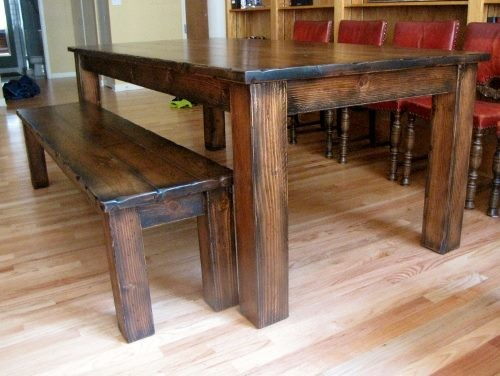 Past Projects Farmhouse Dining Room Chicago by Rustic Elements Furniture