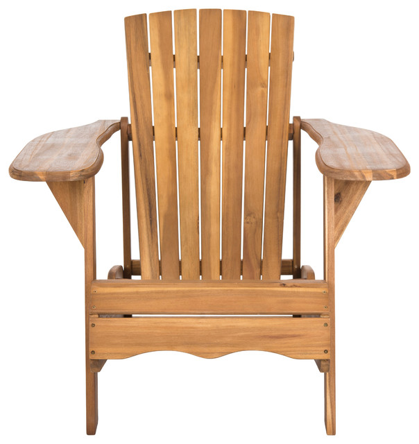 Mopani Chair Transitional Adirondack Chairs By Safavieh