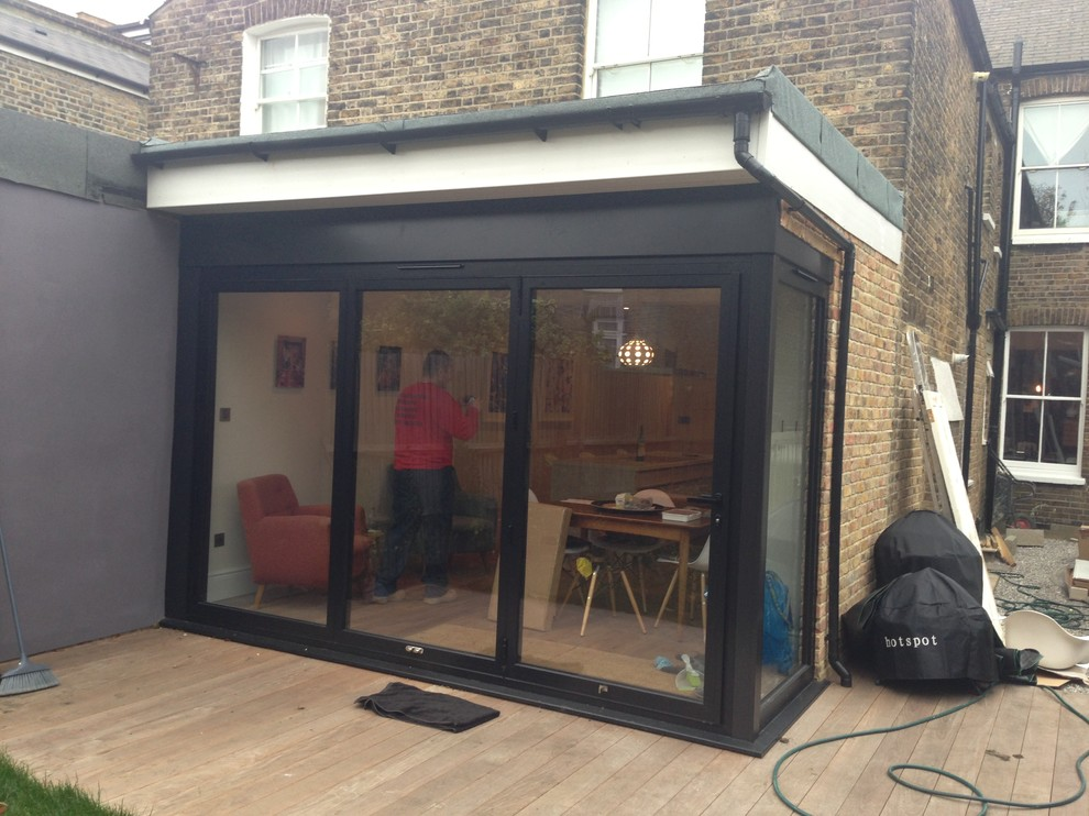 Complete Renovation And Extension Of Garden Flat