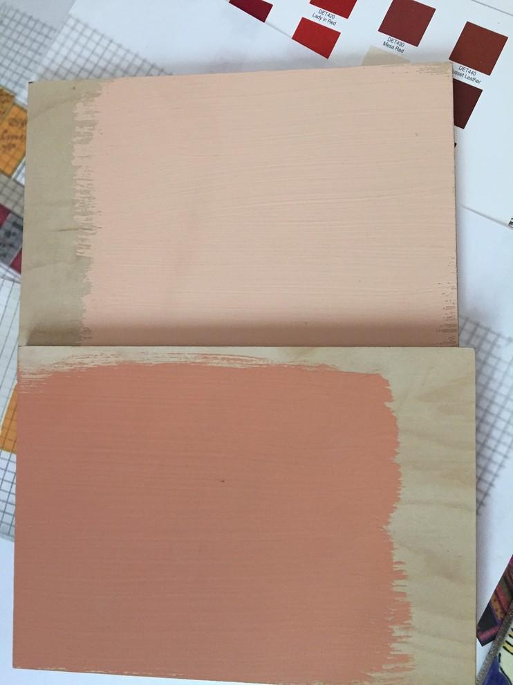 Maker Color Project -  Kitchen, Pantry Color & Bathroom Remodel