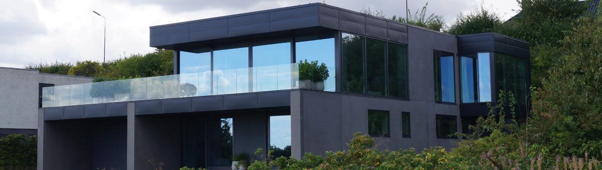 Gudnitz krabbe vang arkitektur og design risskov dk 8240 for Arkitekt design home
