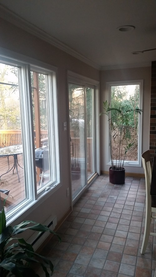 Curtains For Windows And Sliding Door