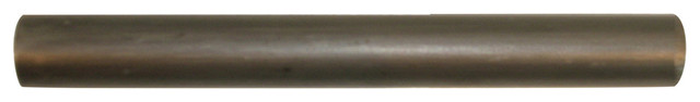 "1 1/2"" Diameter Rod 72"" Length, Rolled Corner Ends Drapery Hardware Set."