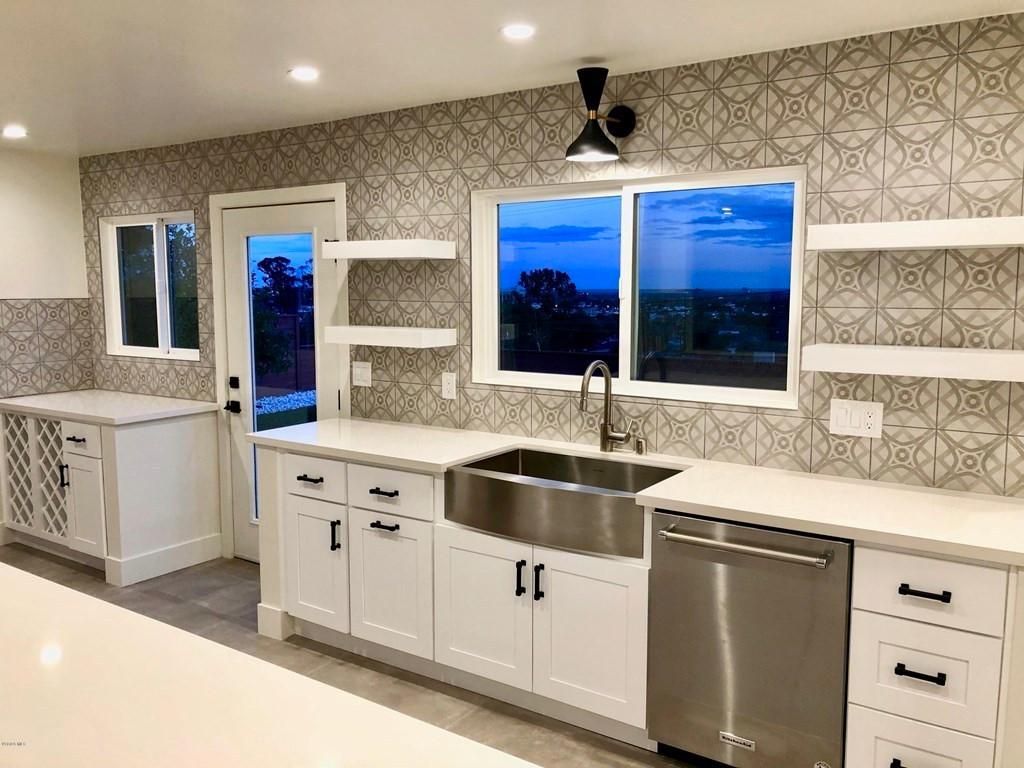 Ventura, California Kitchen Remodel