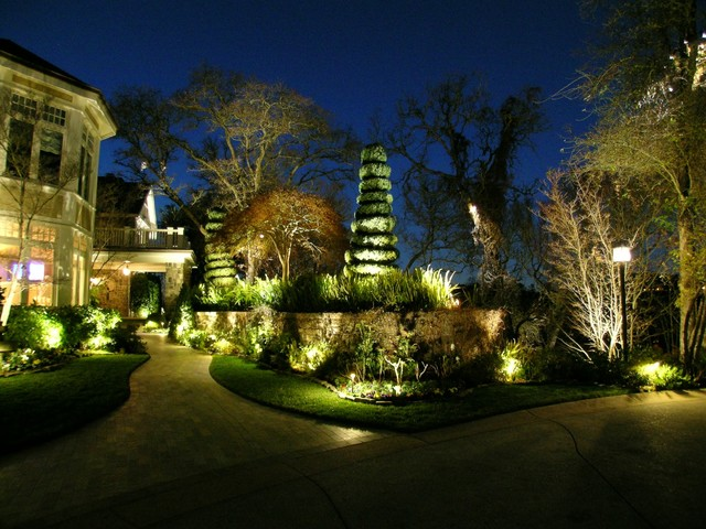 Landscape Lighting Led Conversion : Alamo ca led conversion outdoor lighting san diego by artistic
