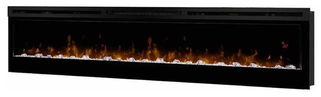 "Dimplex Blf7451 Prism 74"" Wide 4,198/8,290 Btu Wall Mount Electric Fireplace."