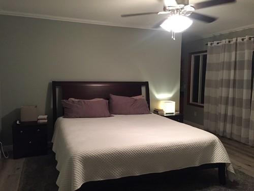 Help me upgrade my master bedroom for Help design my bedroom