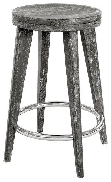 Gerhard Modern Classic Limed Gray Wood Counter Stool modern-bar-stools-and-  sc 1 st  Houzz & Gerhard Modern Classic Limed Gray Wood Counter Stool - Modern ... islam-shia.org