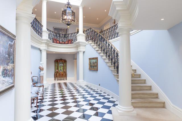Astonishing Georgian Mansion Klassisch Sonstige Von Carolyn Parker Interior Design Ideas Helimdqseriescom
