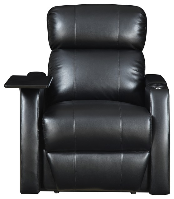 Cecille Power Recliner contemporary-recliner-chairs  sc 1 st  Houzz & Cecille Power Recliner - Contemporary - Recliner Chairs - by ... islam-shia.org