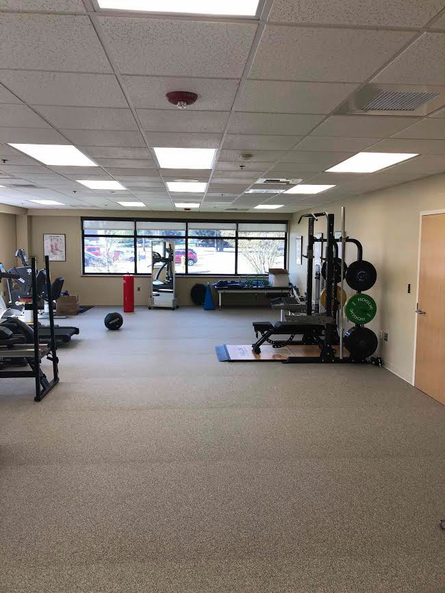 McChord AFB Physical Therapy Suite