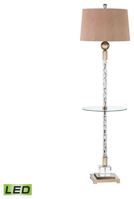 D3049f-Led Brooke Led Floor Lamp.