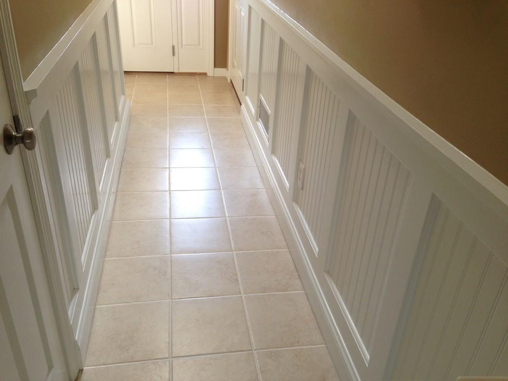 Hallway Paneling