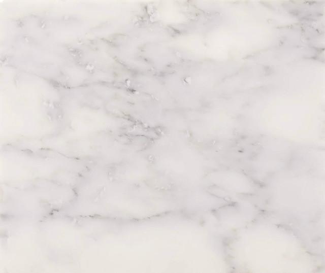 Contemporary bathroom vanities white - Aspen White Marble Tile For Kitchen Bathroom Contemporary Mosaic