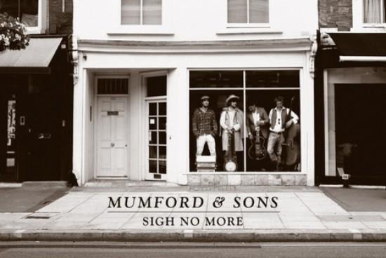 Mumford And Sons Sigh Sigh No More Print Contemporary