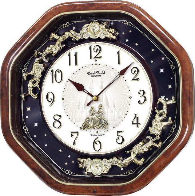 musical wall clocks sale small world motion clock midnight dream traditional kids ajanta india seiko for
