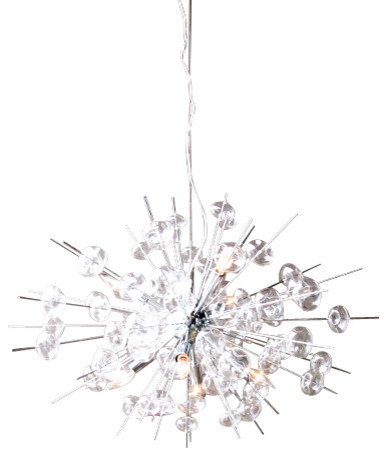 Superb Contemporary Chandeliers by Solaria LIghting