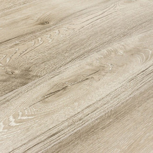 Swiss Krono Pro-Line Boardwalk Beige Oak Laminate, 14.33 Sq. Ft..
