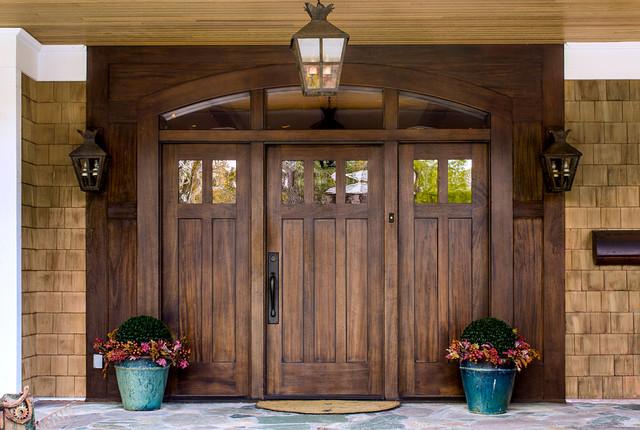 Residential wood doors for Wood entrance doors residential