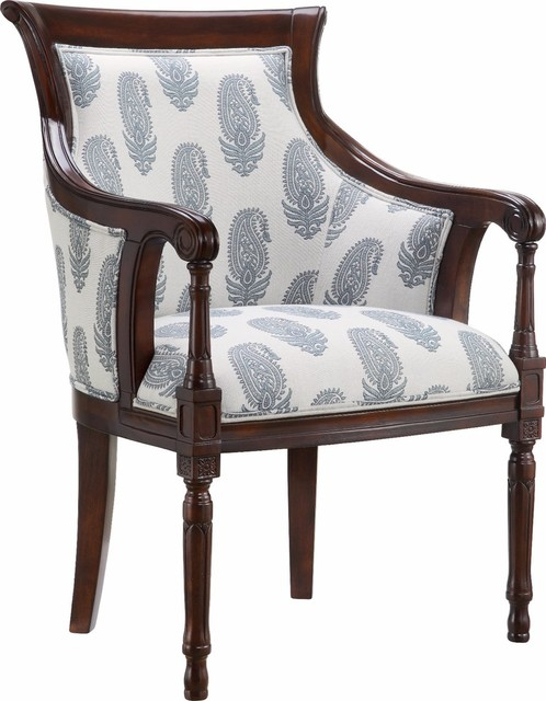 New Delhi Royal Accent Chair.