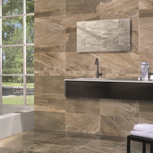 Bathroom Tiles Large Part 17 Manhattan Brown Wall Tiles Large 12 29 Per Sq Part 38