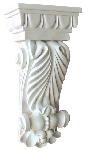 Acanthus, Egg And Dart Corbel.