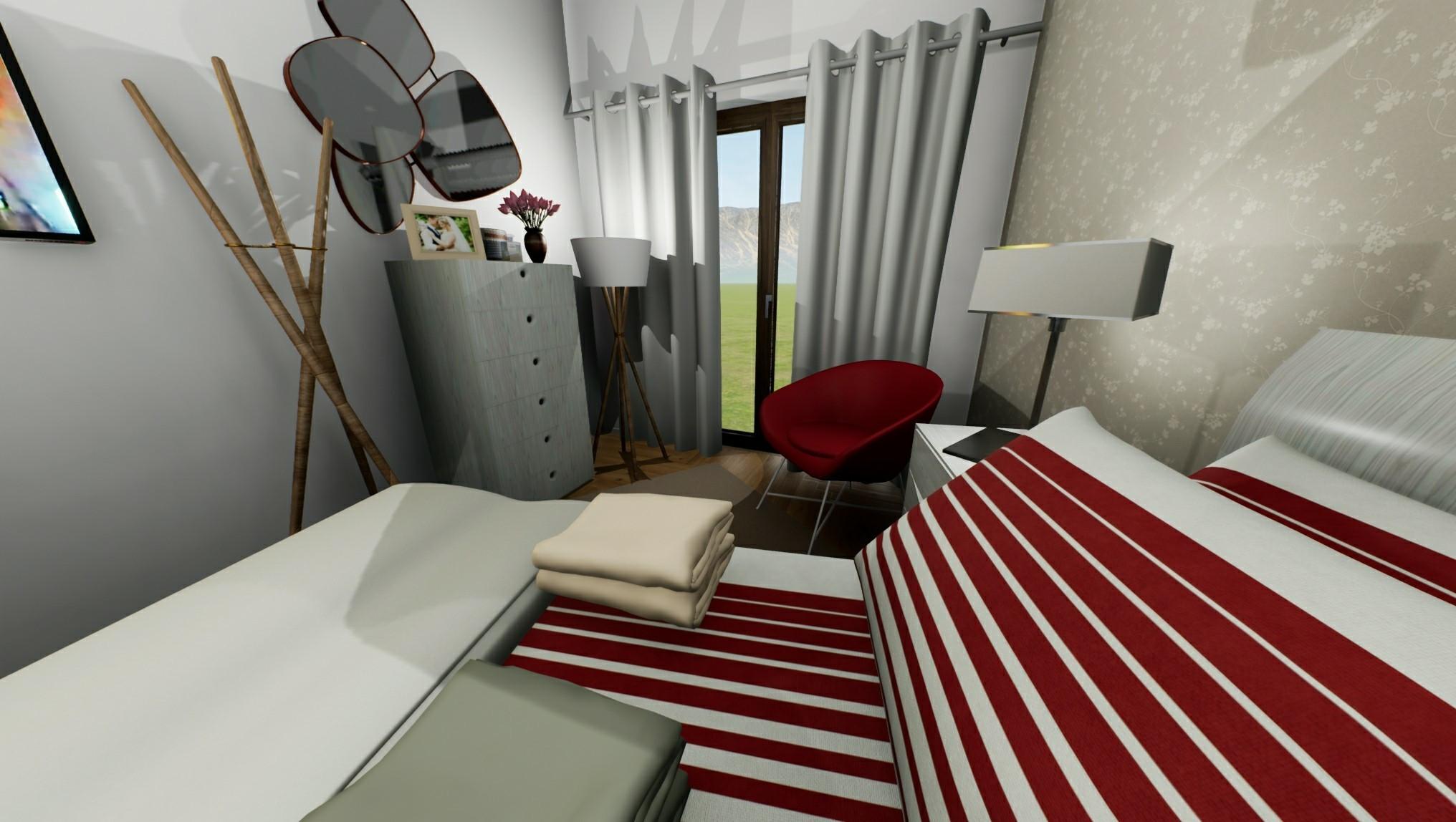 camera da letto - idee di arredo