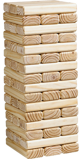 72- Piece Towering Timbers Game
