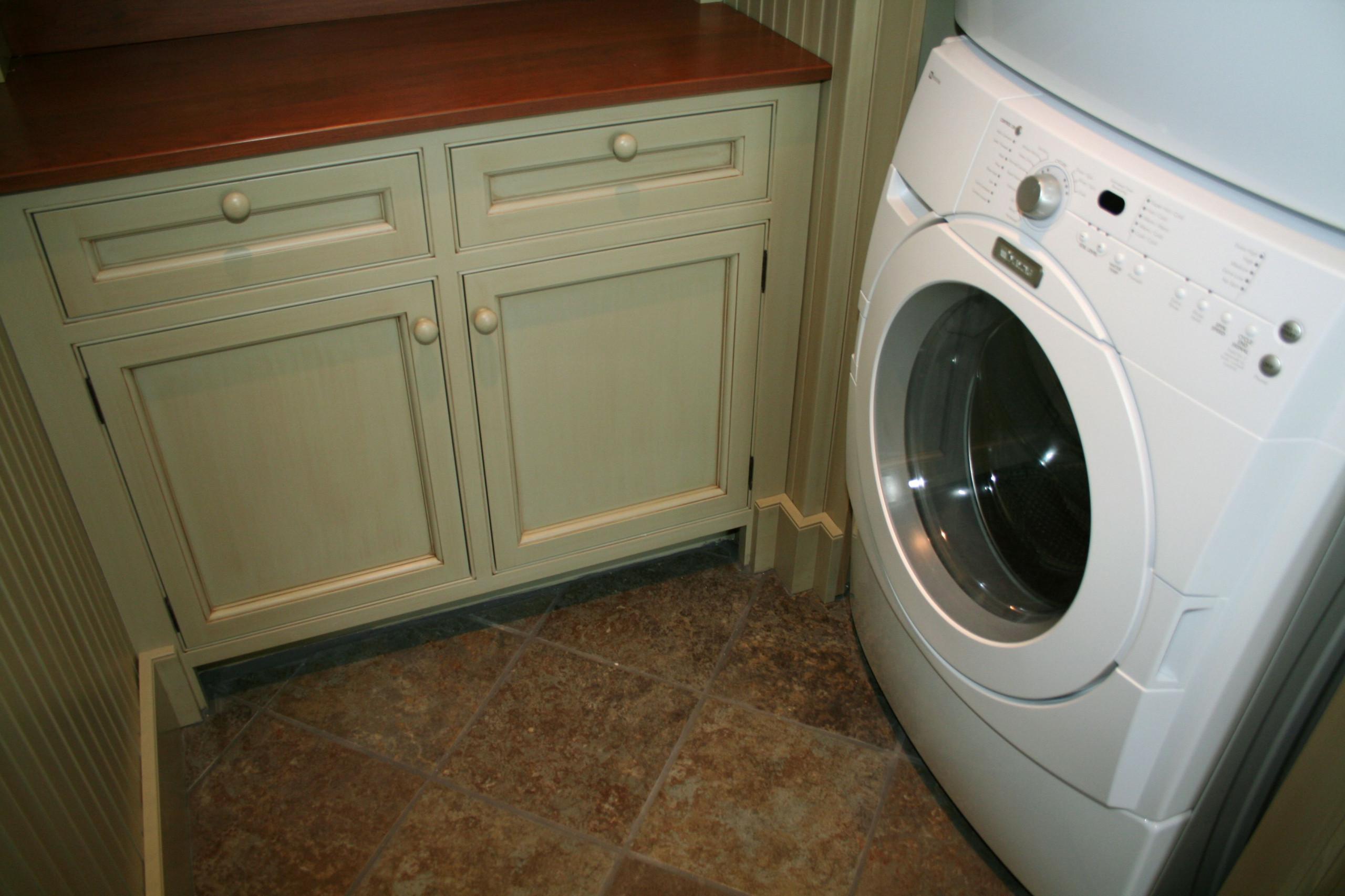 Mudroom + Laundry Room