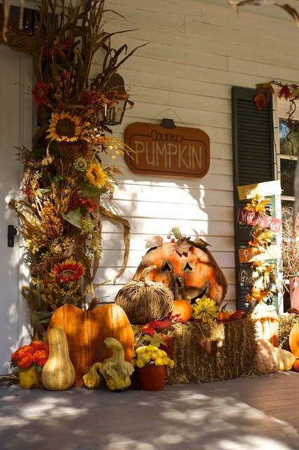 Felner Farm Fall Decorating Country Atlanta By