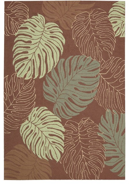 Country Amp Floral Rainforest Area Rug Tropical Area