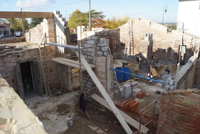 R novation cologique maison de ville 160m - Renovation petite maison de ville ...