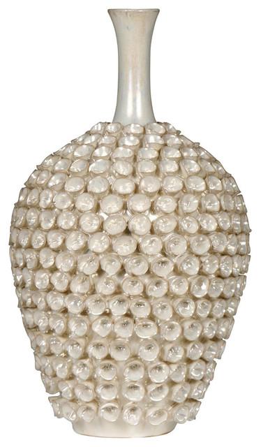 Moonshine Tall Bud Vase Beach Style Vases By Bradburn Home