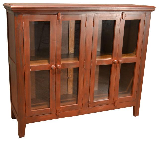Bayshore Display Cabinet