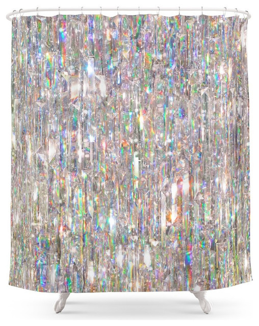 Society6 To Love Beauty Is To See Light Crystal Prism