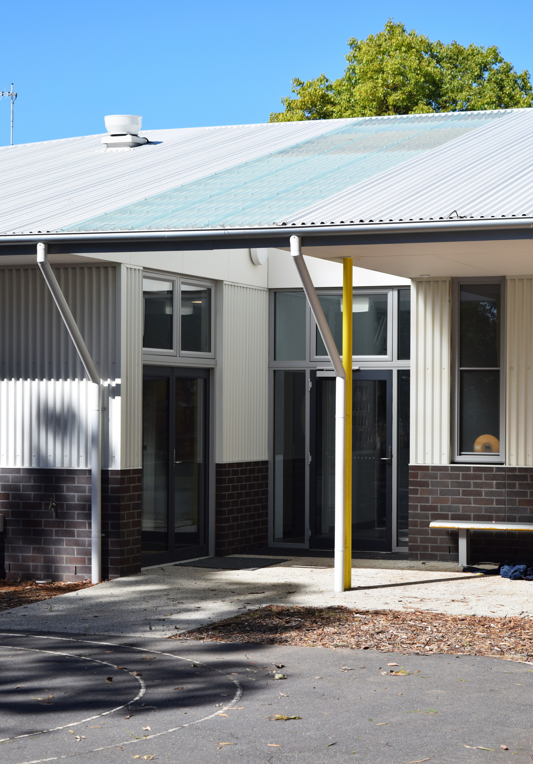 VSBA - MOOROODUC P.S  -  (with workshop arch.)