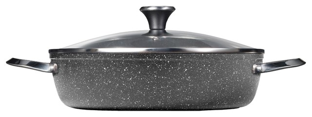 The Rock(tm) By Starfrit 5-Quart Dutch Oven With Lid - Pet.