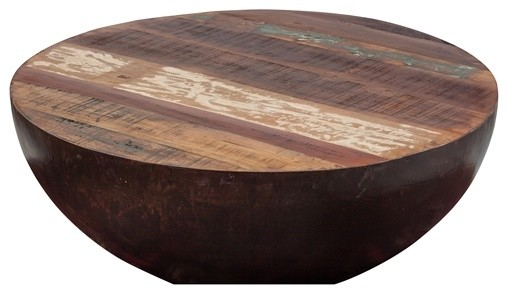 Reese Round Coffee Table