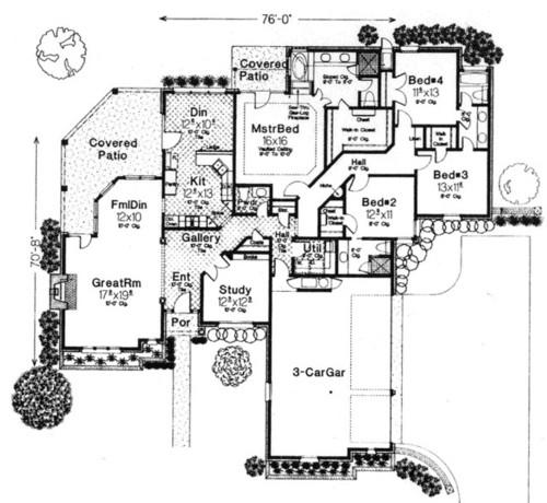 Kitchen Keeping Room Floor Plan