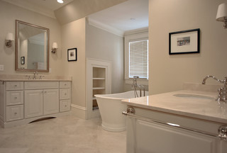 Master Bath traditional