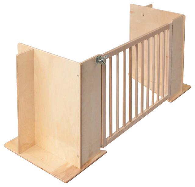 Room Divider Gate Contemporary Baby Gates And Child Safety by