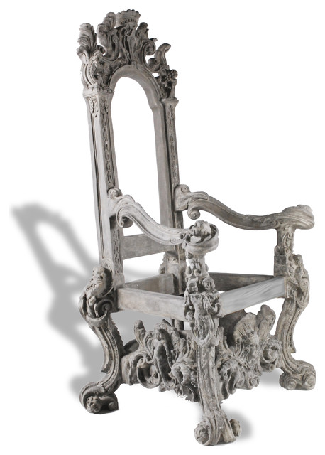Throne Chair Victorian Outdoor Lounge Chairs Miami
