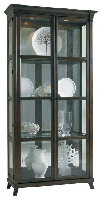 european cabinets hickory white quinn cabinet with antique mirror back 240 15215