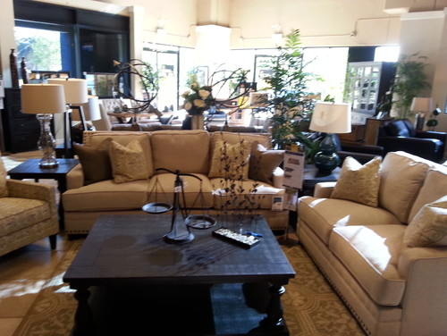 Lovely Features Include Exotic Woods Like Mango And Acacia To And That Eclectic,  Unexpected Sophistication. Felix. Ashley Furniture Yorba Linda Ca.
