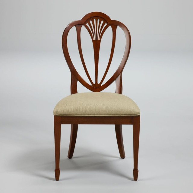 Hepplewhite Side Chair - Traditional