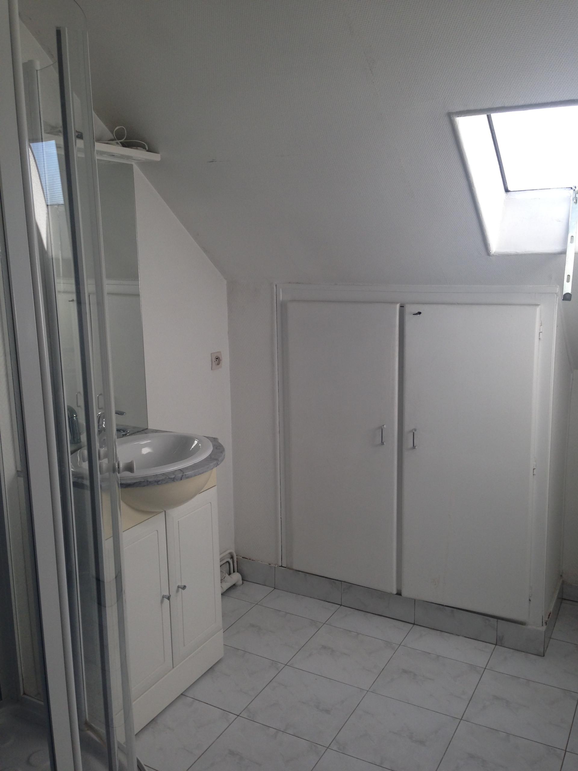 Transformation d'une salle de douche