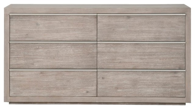 Steele 6-Drawer Dresser.