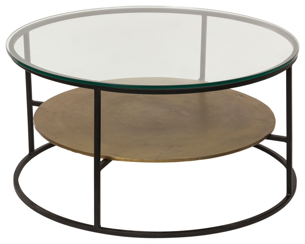Callie Coffee Table Transitional Coffee Tables By Hedgeapple