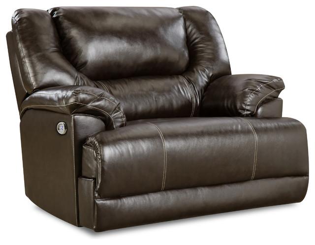 Simmons Upholstery Bingo Power Cuddler Recliner